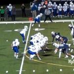 High school playoff football 2015