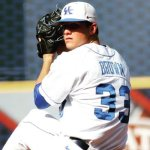 Zack Brown's electric right arm ready for 2016