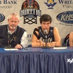South Oldham HS 2016 Sweet 16 Press Conference vs South Laurel