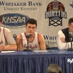 South Laurel HS 2016 Sweet 16 Press Conference vs South Oldham