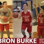 CAMBRON BURKE – D1 Elite AAU Class of 2017 GUARD