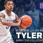 UK's Tyler Ulis Wins Bob Cousy Point Guard of the Year Award