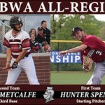 Bellarmine Baseball's Spencer, Metcalfe earn All-Midwest Region awards