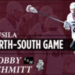 Bellarmine's lacrosse's Schmitt selected for USILA North-South Game