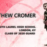 MATTHEW CROMER – 2020 Guard – South Laurel HS
