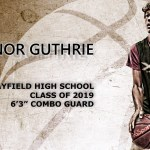 CONNOR GUTHRIE – 2019 COMBO GUARD – Mayfield HS