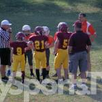 Youth League Football at Caverna High School 9-10-2016