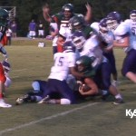 Damon Anderson TD Run for Hart county vs Caverna in Rivalry Game