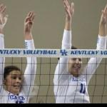 Kentucky Volleyball Earns 2nd Sweep