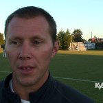 Coach Justin Maddock on Central Hardin HS Soccer 2016 District Run