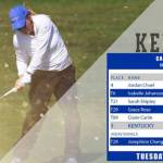 UK Women's Golf Places Third at Cardinal Cup to Close Fall Season