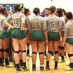 Kentucky State Volleyball stumbles in final two matches of the SJC tri-match