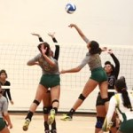 Kentucky State VB Goes 1-2 on the First Day of the SIAC Crossover at Tuskegee