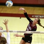 Bellarmine volleyball pushes No. 13 Lewis to five sets before falling 3-2