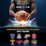 WKU MBB to Play in 2017 Battle 4 Atlantis