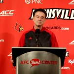 Louisville MBB Coach Rick Pitino Talks Long Beach State Matchup