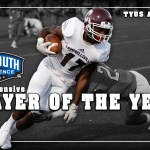 Campbellsville's Alcorn named Co-Offensive POY, while Manning is Defensive Freshman of the Year in MSC