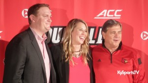 University of Louisville Cardinals volleyball