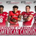All-American Football Candidates