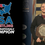 Campbellsville's Kayla Miracle wins U.S. Senior Women's National Wrestling Championship