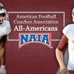 Campbellsville's Bradley Bates and Tyus Alcorn are named AFCA/NAIA Football All-Americans