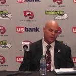 WKU Football's Interim HC Nick Holt and Player Video