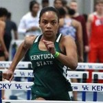 Kentucky State Track and Field Excels at the Indianapolis Collegiate Invitational