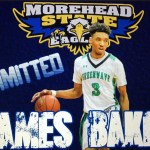 James Baker commits to Morehead State