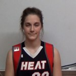 Trevent Hayes Interviews Kassidy Daughtery of DSP Heat AAU/McLean County MS
