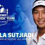 UK Womens Tennis' Sutjiadi Named to CoSIDA Academic All-America At-Large Second Team