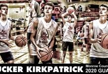 Monroe County High School basketball