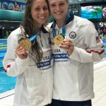 Comerford helps set World Record, Worrell sets American Record in Day 7 World Championship Finals