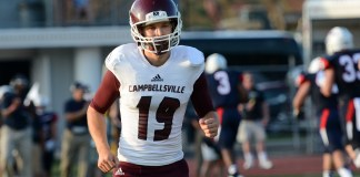 Campbellsville university football 2017