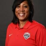 WKU WBB's Clark-Heard Named Court Coach for USA Basketball Fall Training Camp