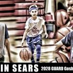 Austin Sears – 2028 GUARD Goshen Elementary – 2017 KySportsTV Prep Showcase
