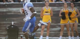 University of Kentucky Football 2017