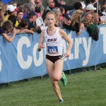 EKU'S Charlotte Imer Earns OVC Runner of the Week Honors