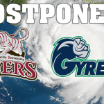 Campbellsville Univ football game at Ave Maria is officially postponed due to Hurricane Irma, make-up date is TBA