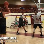 Billy Michael Dyer – 2018 GUARD Monroe County HS – 2017 KySportsTV Prep Showcase