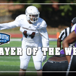 Campbellsville Univ Football's Justin Manning wins 2nd MSC Bluegrass Defensive Player of the Week honor