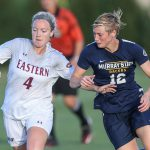 EKU Soccer Remains Unbeaten In OVC Play After 1-1 Draw With Murray State