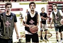 Adams Middle School Basketball 2017