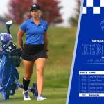 UK WGolf's Bettel Tied for 10th Place Heading into Cardinal Cup Finale
