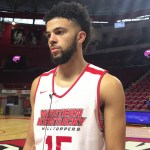 WKU MBB Welcomes Fans for Open Scrimmage at Diddle Arena