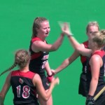 No. 12 Louisville field hockey defeats Central Michigan 2-0