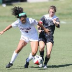 EKU Soccer to Battle Murray State For Control of First Place in OVC