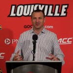 Louisville WBB Coach Jeff Walz Post Game vs Murray State