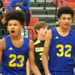 Kammerer vs Newburg [GAME] – MS Basketball Jamboree 2017