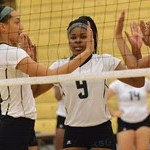 3 Notch Double-Doubles as Kentucky State Volleyball Advances to the SIAC Championship