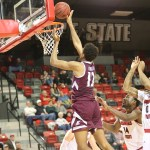 EKU MBB Can't Overcome Cold Shooting First Half In Loss At Jacksonville State